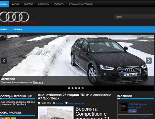 Blood Group Audi