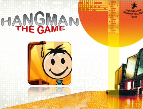 "Изработка на Hangman от отбор ""Banana-Yellow"""