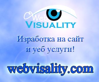 банер web visuality