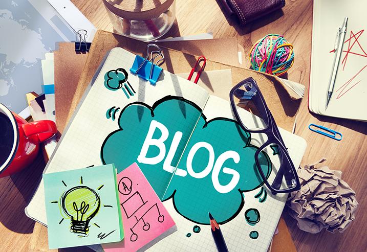 популяризиране на блог