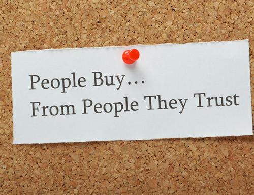 Как да изградим доверие към нас?