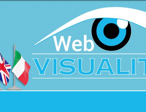 WebVisuality.com вече на 3 езика