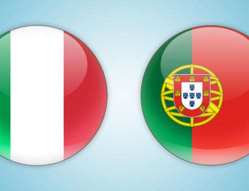 Стигнахме до Италия и Португалия
